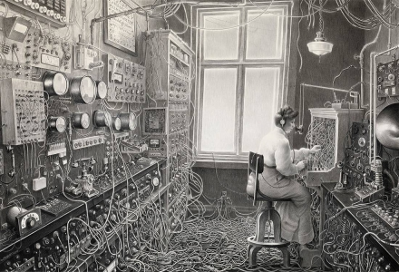 Laurie Lipton, pencil, drawing, communication