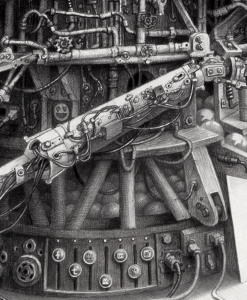 "Laurie Lipton drawing, ""LIKES""detail, social media, technology, drawing, art, contemporary art, womens art"