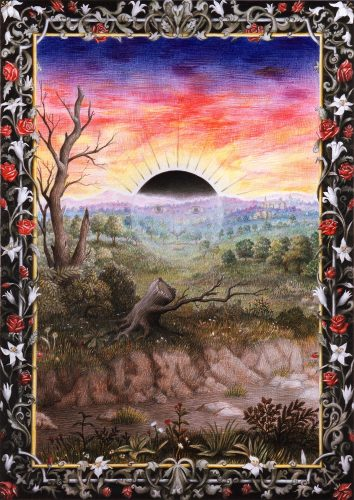 THE FIFTH TREATISE, THE BLACK SUN