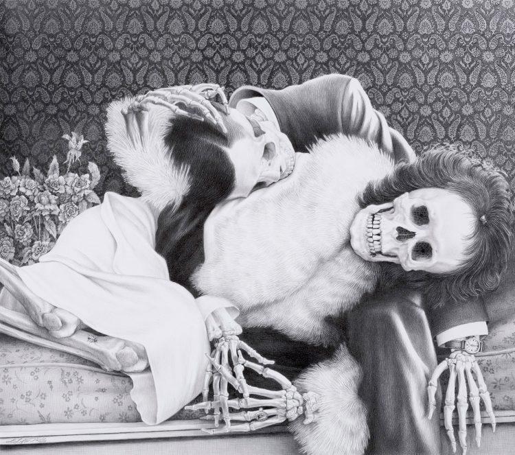 DEATH OF ROMANCE
